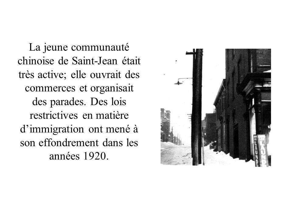 Lexpérience des immigrants après 1945 Moins dimmigrants britanniques, les immigrants européens arrivent en navires à vapeur.