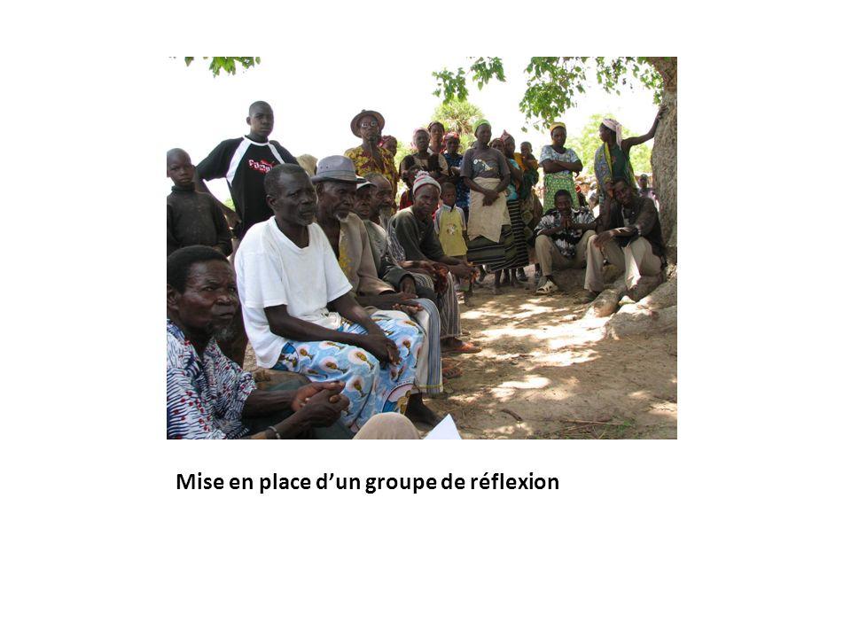 Atelier FIDA « Repérage et partage des innovations en Afrique de lOuest et du Centre » - Ouagadougou, du 23 au 26 Juin 2008 Capitalisation des résultats de travail de groupe Les résultats issus des travaux sont présentés sous forme de pistes de réflexion à approfondir par chaque groupe.