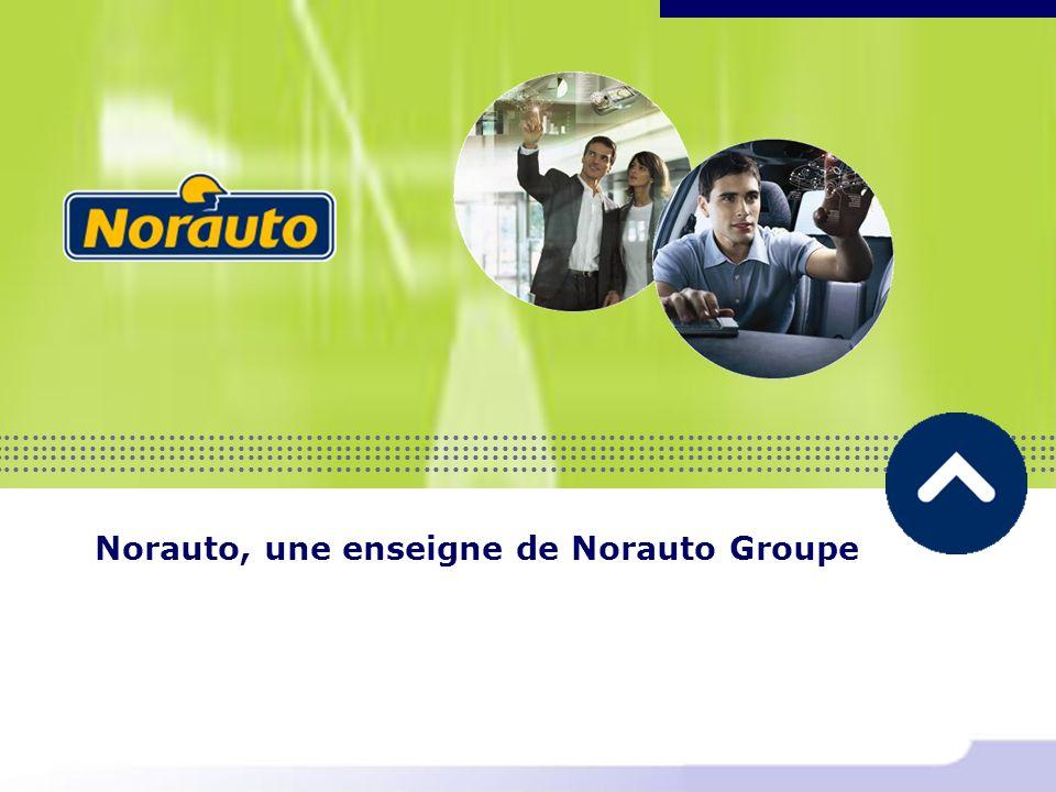 ..….……………………………………………………………………………………………... Norauto, une enseigne de Norauto Groupe