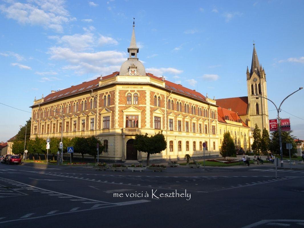 me voici à Keszthely