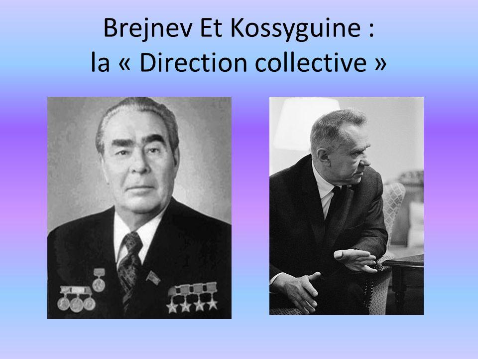 Lensemble de ces négociations témoigne de limportance que lon accorde, du côté soviétique, au maintien dun dialogue à haut niveau entre les deux puissances.