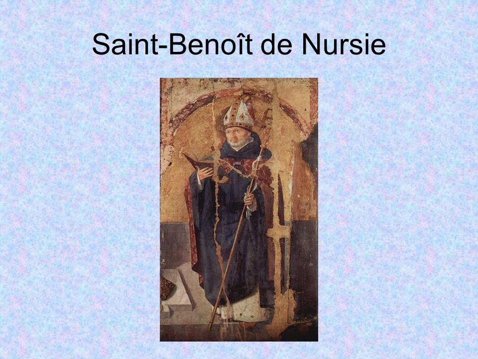 Saint-Benoît de Nursie