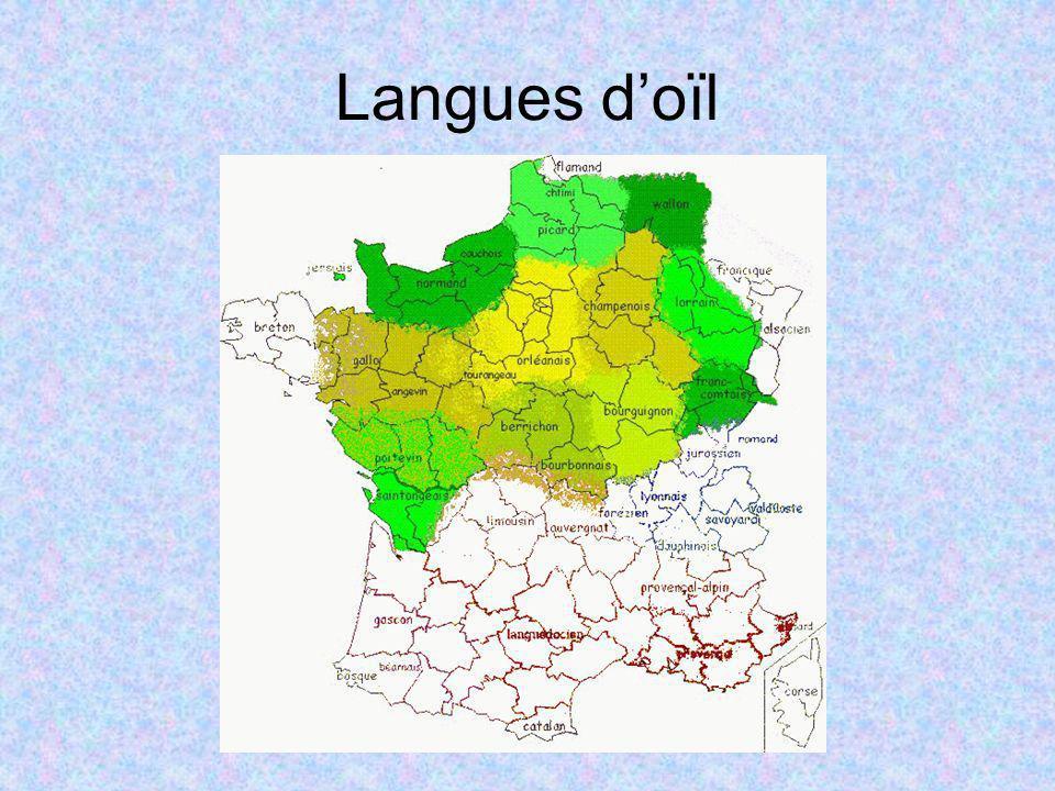 Langues doïl