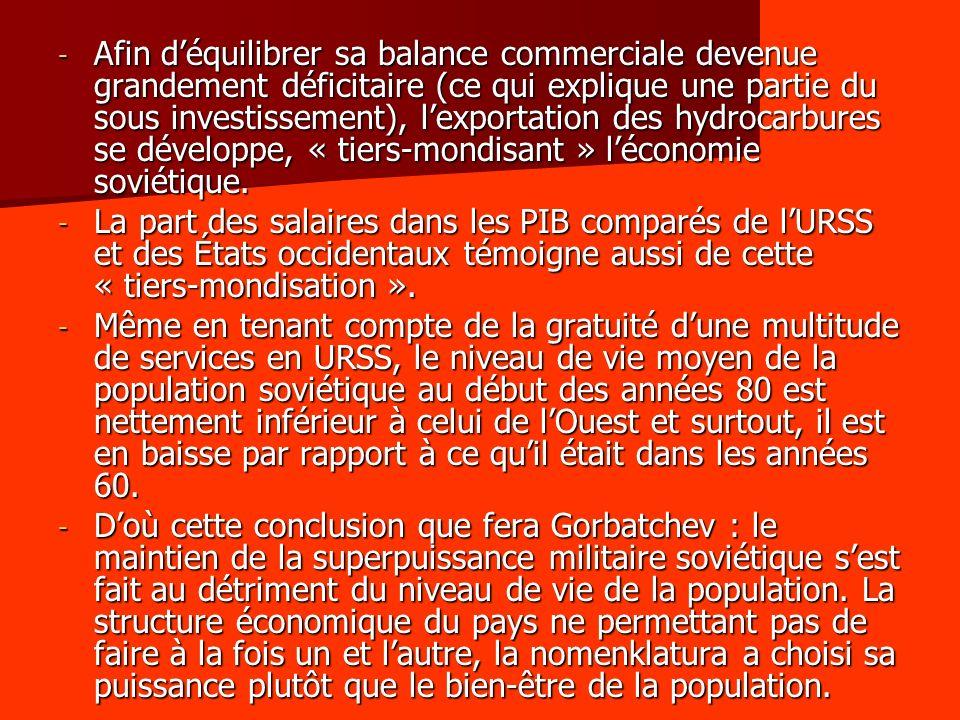 Toujours en 1989, un référendum engage le processus de réunification de lAllemagne, qui survient en 1990.