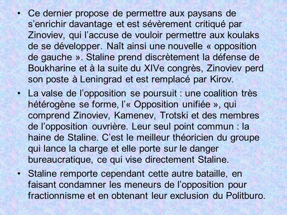 Lénine se méfie de lÉtat.
