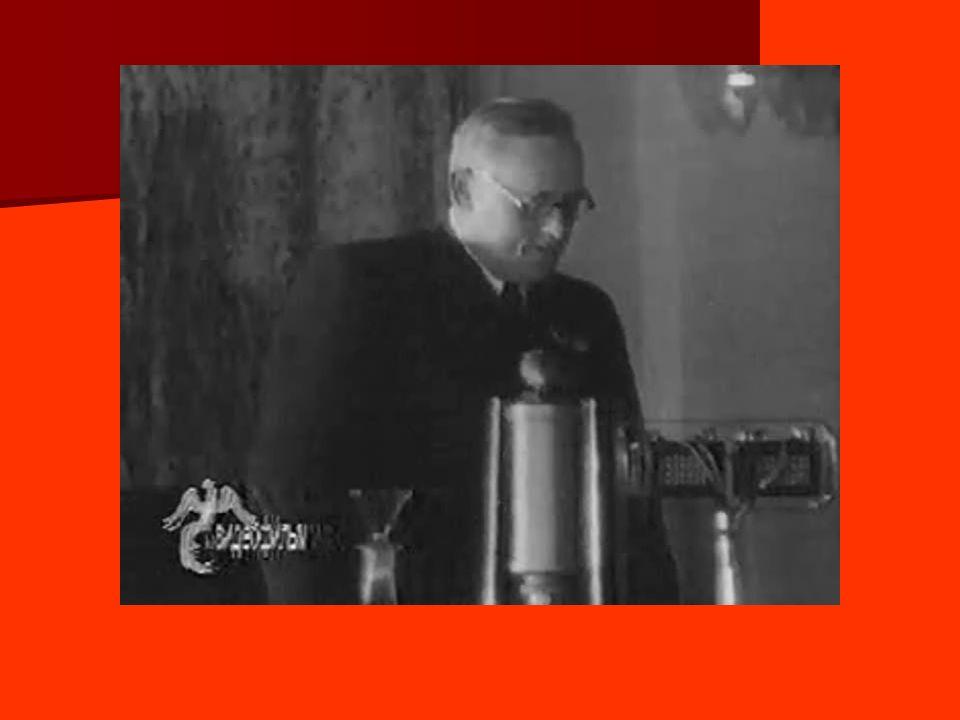 3.2 – Léconomie de lURSS et la guerre - Lavancée allemande a conduit à lévacuation des capacités de production vers lest.