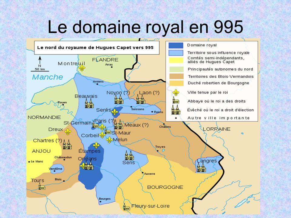 La France en 987