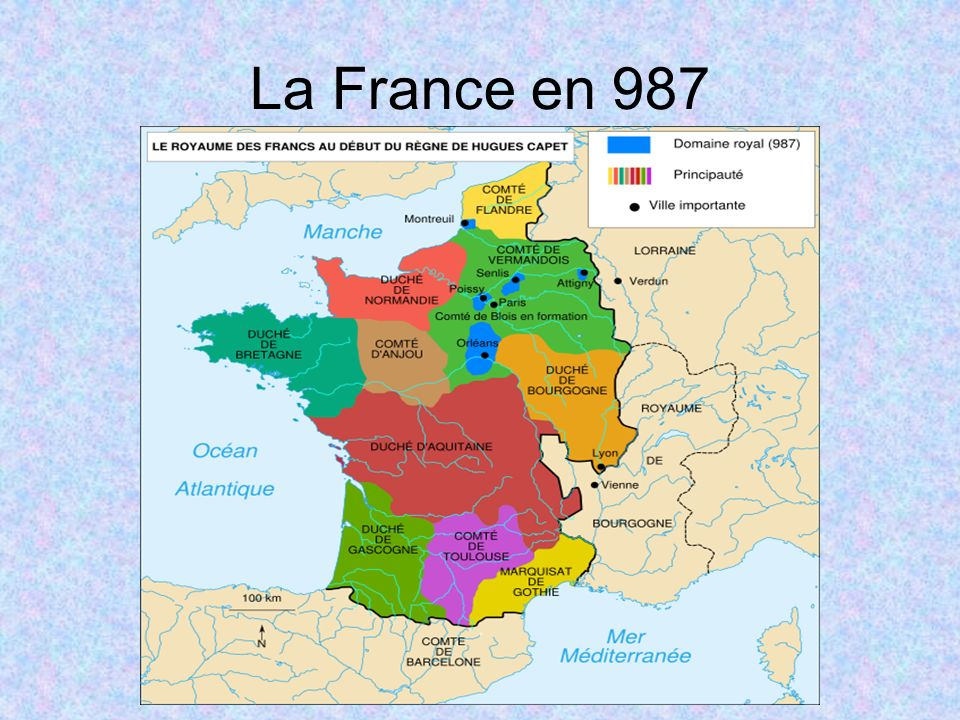 Grâce à la trahison de lévêque de Laon, qui ouvre les portes aux armées du roi et lui livre Charles en 991, Hugues parvient à mettre fin à cette concurrence.