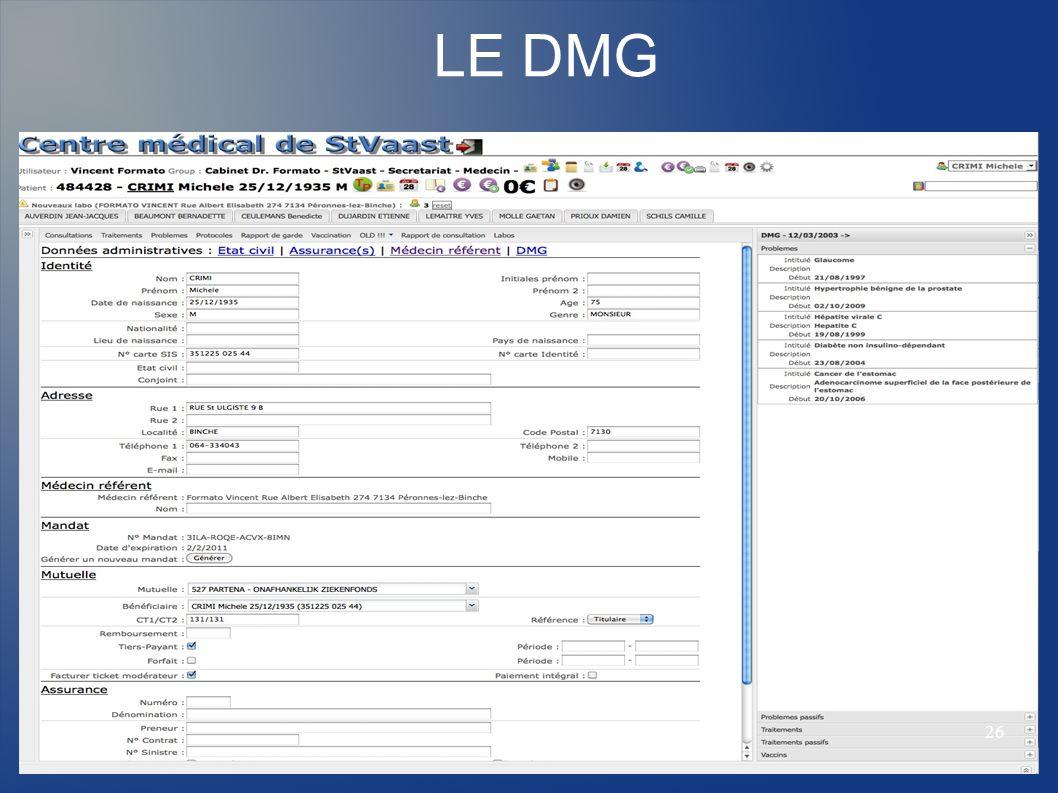 LE DMG 26