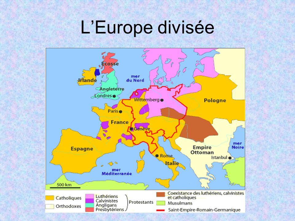 LEurope divisée