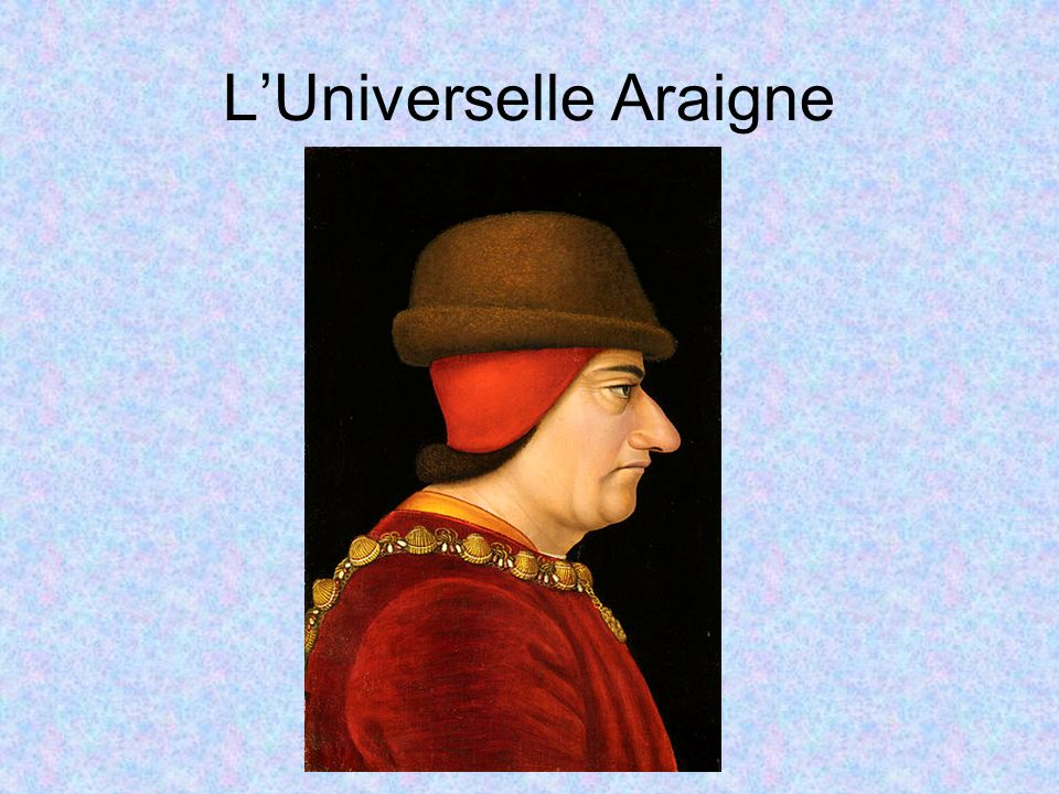 Lorsque Louis XI séteint dune hémorragie cérébrale le 25 août 1483, il laisse un pays profondément transformé, même si ces transformations ont pu passer inaperçues aux yeux de ses contemporains.