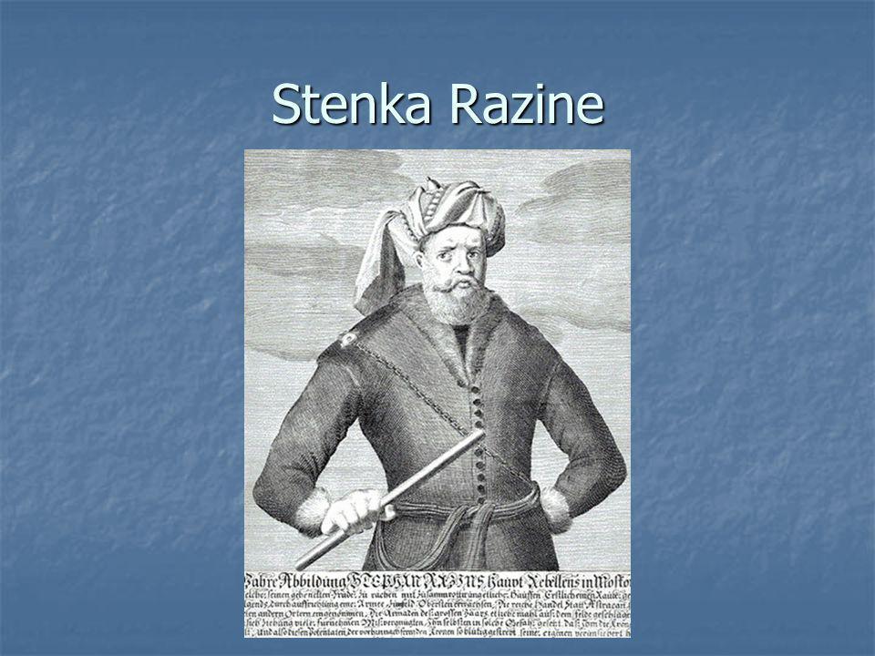 Stenka Razine