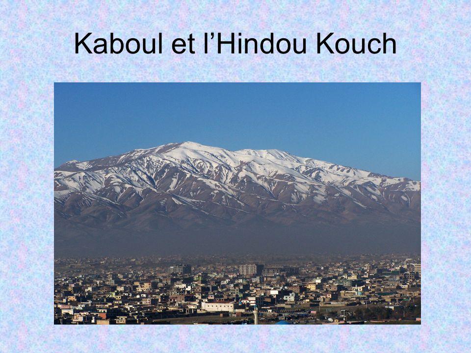 Kaboul et lHindou Kouch