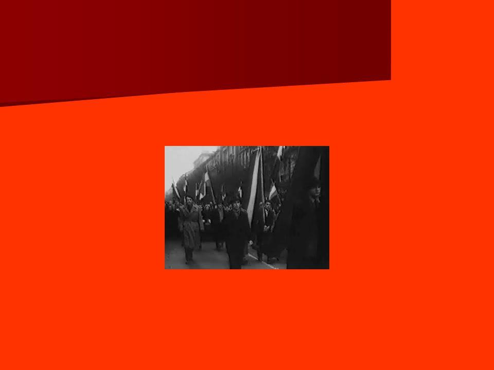 4.4 – LURSS et le tiers-monde - La Seconde Guerre mondiale ayant entraîné leffondrement des empires coloniaux, lURSS va tenter de profiter de la situation.