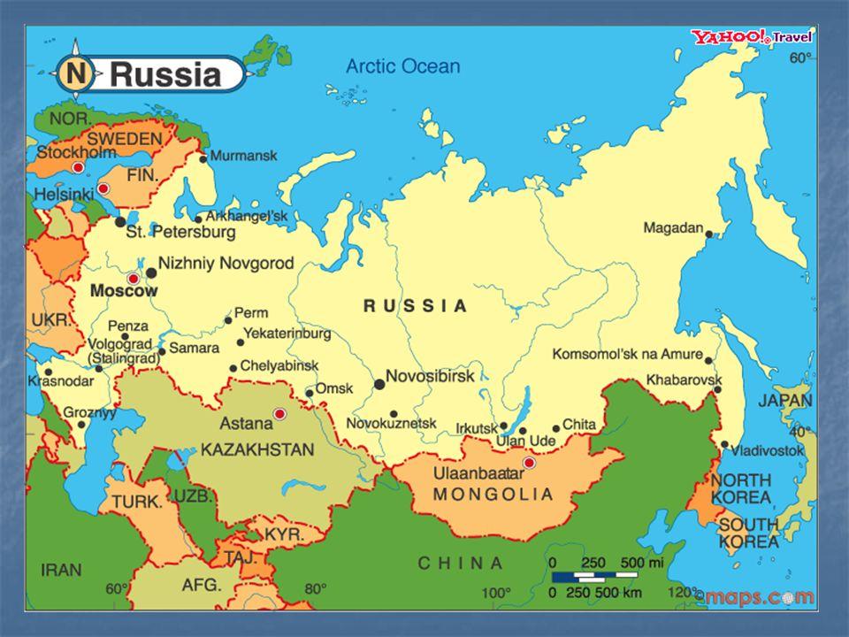 Pourquoi cette expansion .- Pour certains, il sagit dune manifestation de lagressivité russe.