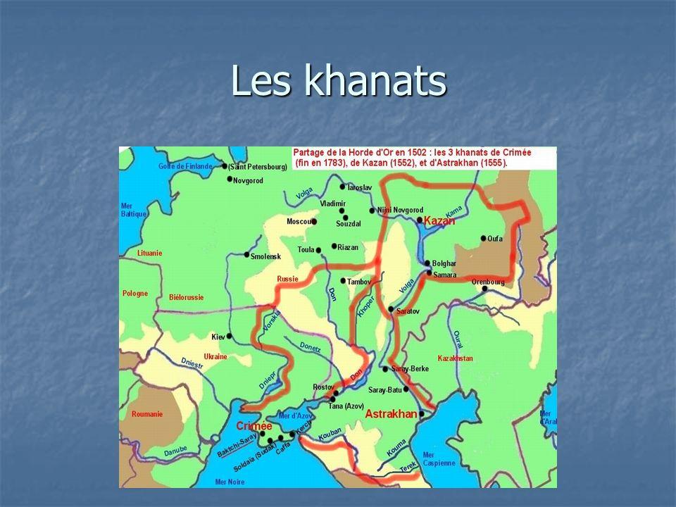 Les khanats