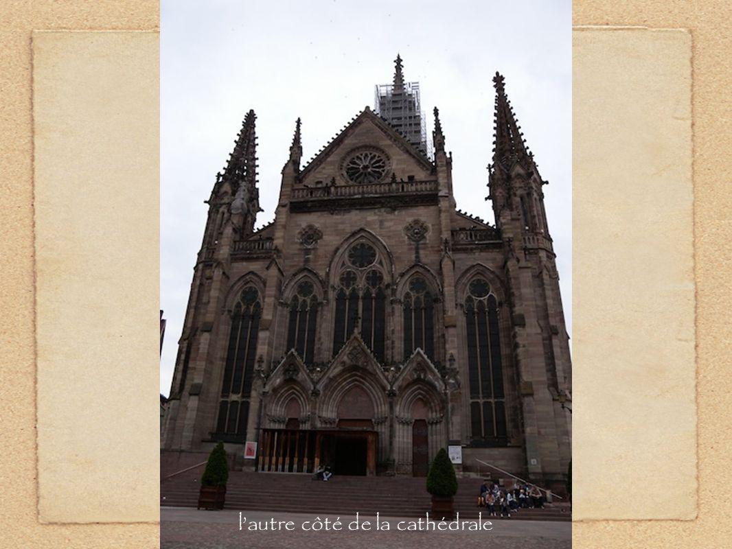 lautre côté de la cathédrale
