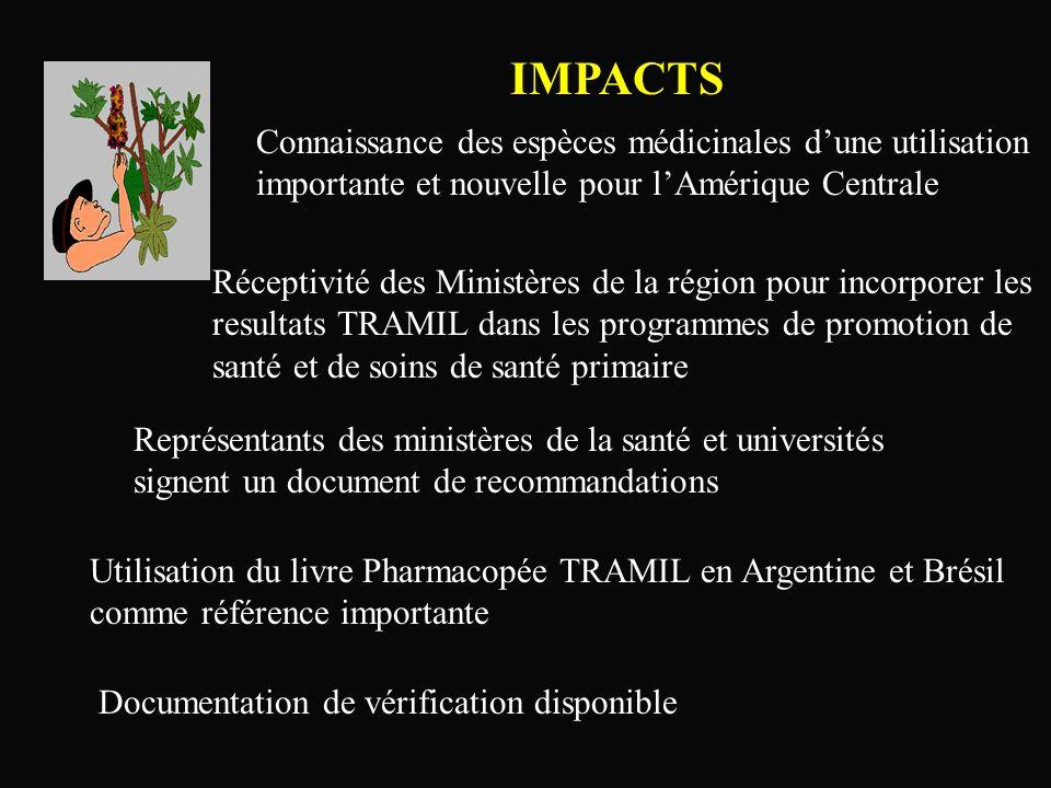 9. Insister auprès des Ministères de la Santé sur la recherche dun engagement commun au niveau régional sur lappui à ces recommendations. 9. Insister