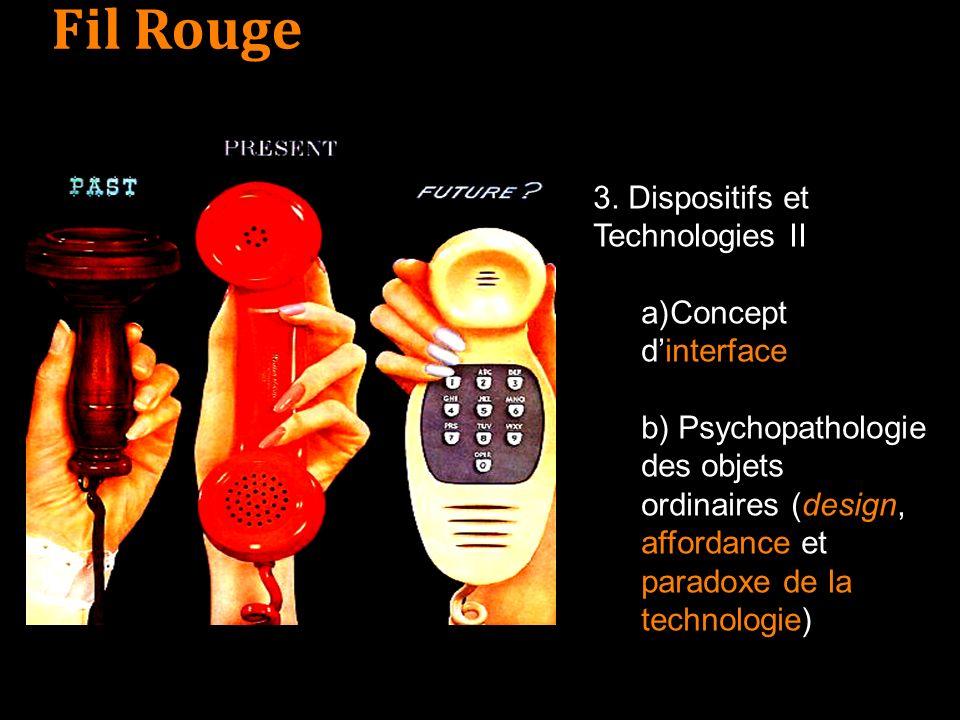 a) Le principe de design est orienté par: - Modèle conceptuel - Visibilité - Mapping - Feedback b) Laffordance c) Le paradoxe de la technologie