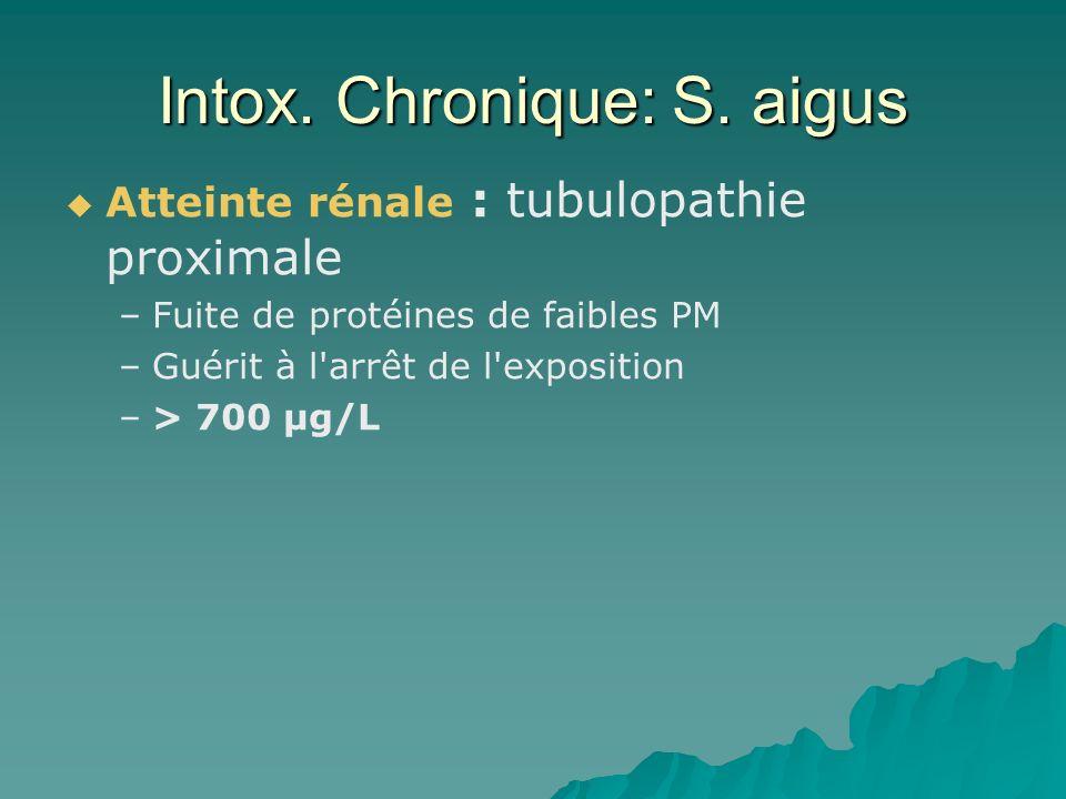 Intox.Chronique: S.