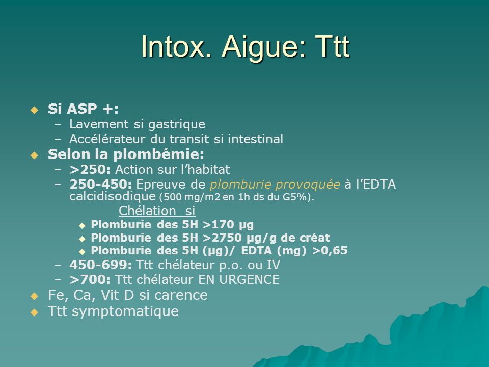 Intox.