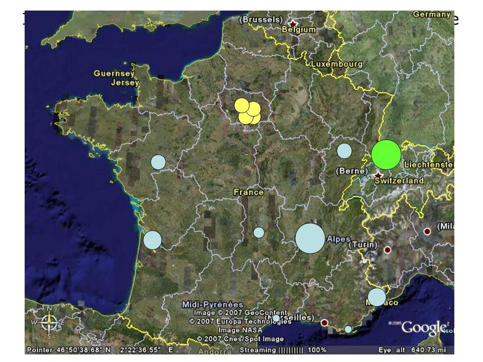 LIndustrie de la Santé Animale est un secteur globalement très dynamique et innovant (4 à 6% de croissance mondiale ces dernières années) Très forte concentration de sociétés internationales en France qui ont des moyens R&D importants sur le territoire.
