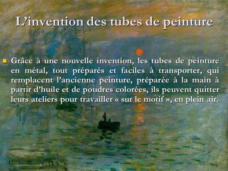 Georges Seurat Les néo-impressionnistes veulent remplacer la spontanéité de leurs prédécesseurs par une discipline très stricte: ils ne peignent en plein air que les petits tableaux qui leur servent détudes pour des oeuvres plus grandes, longuement mûries en atelier.