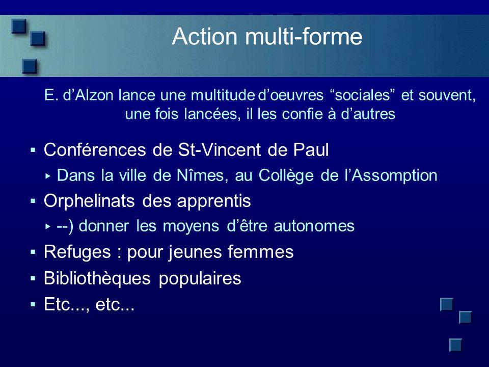Action multi-forme E.