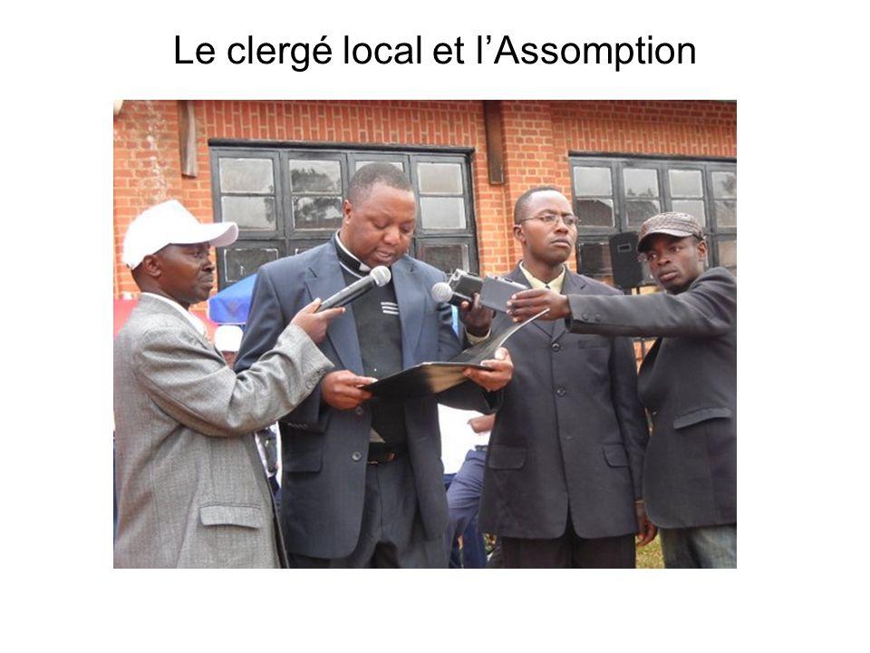 Le clergé local et lAssomption