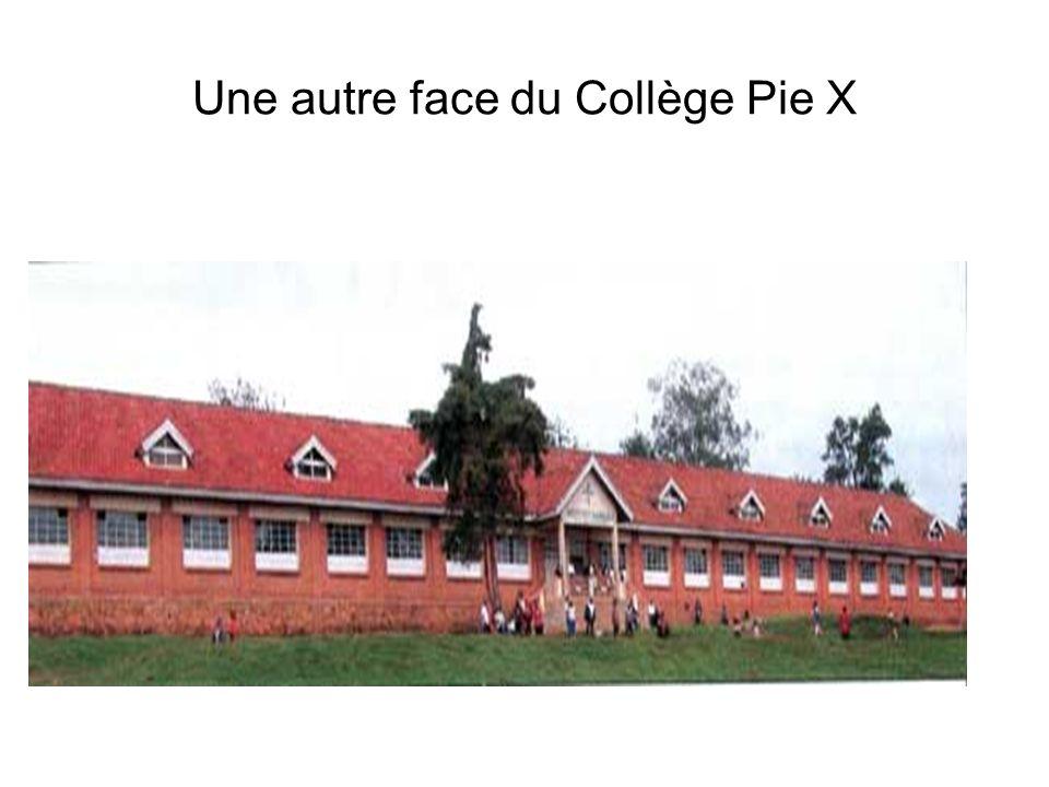 Une autre face du Collège Pie X