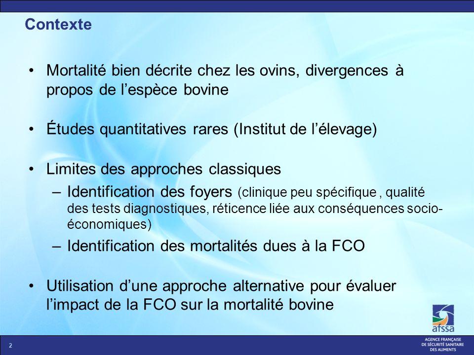 13 Résultats (3) : Excès de mortalité dans la Meuse