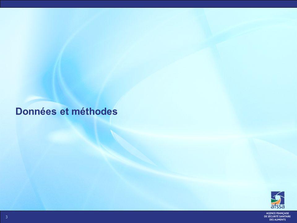 4 Adaptation dune méthode employée par lInserm pour estimer les surmortalités dues à la canicule Basée sur un historique de données : BDNI Modélisation par département de lévolution temporelle des effectifs de mortalité (sem -1.