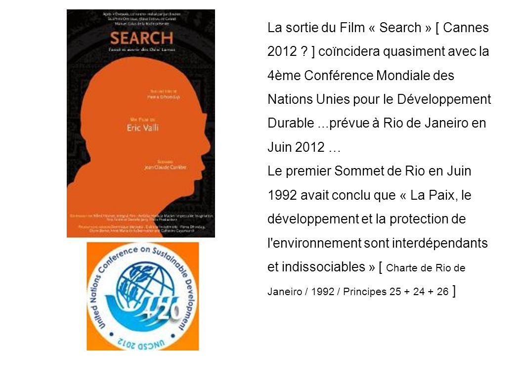 La sortie du Film « Search » [ Cannes