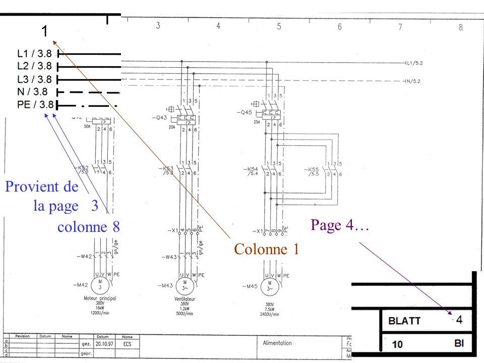 Page 4… Colonne 1 Provient de la page 3 colonne 8