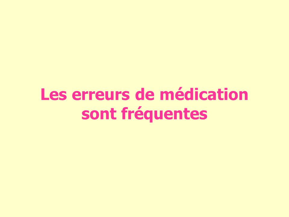 La prescription Qui prescrit / écrit .