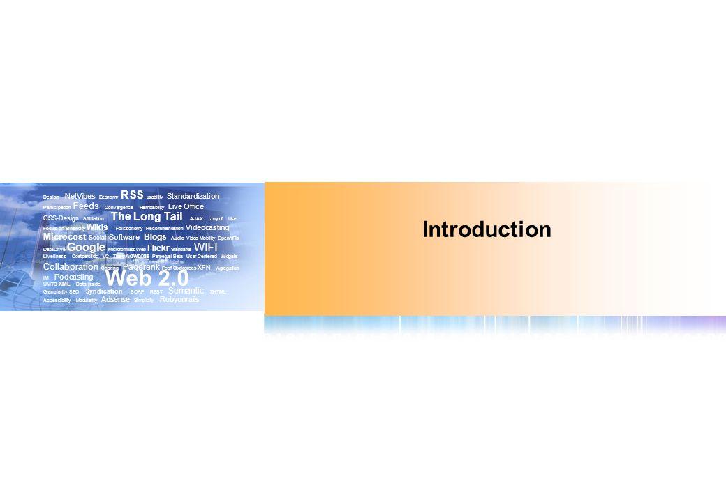 © 2007 ANDESE - all rights reserved 2 ANDESE Léconomie française face à la révolution du Web 2.0 2 CADRE STRATEGIQUE ET ORGANISATIONNEL Design NetVibe