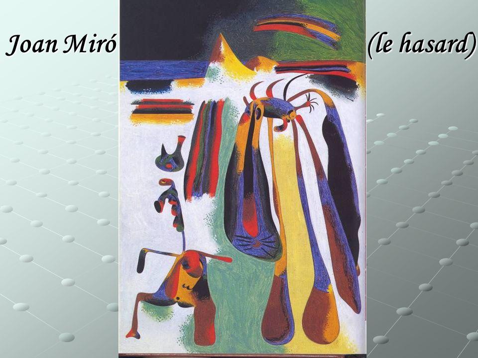 Le surréalisme (le hasard et limagination) La seconde consiste pour lartiste à imaginer dès le départ une image «surréelle».