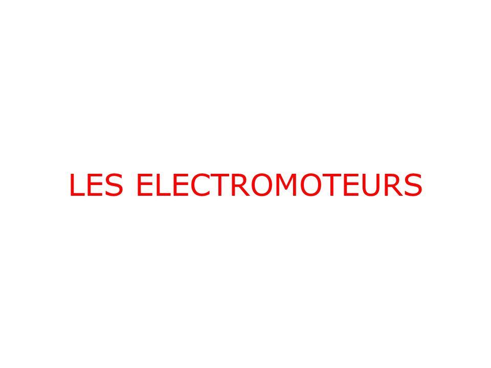 LES ELECTROMOTEURS