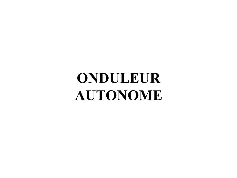 ONDULEUR AUTONOME