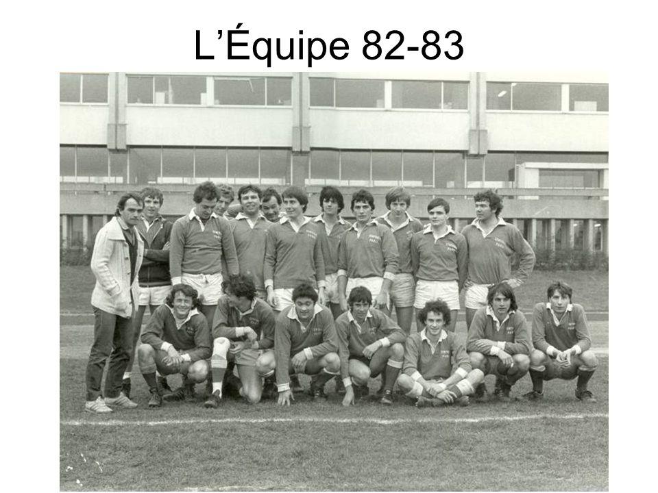LÉquipe 82-83
