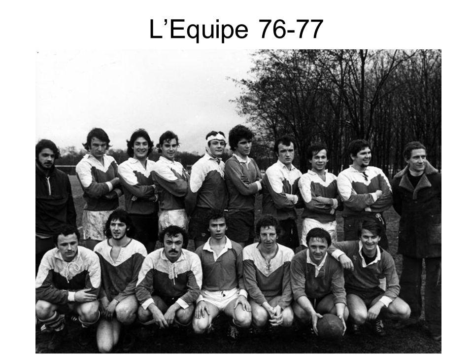 LEquipe 76-77