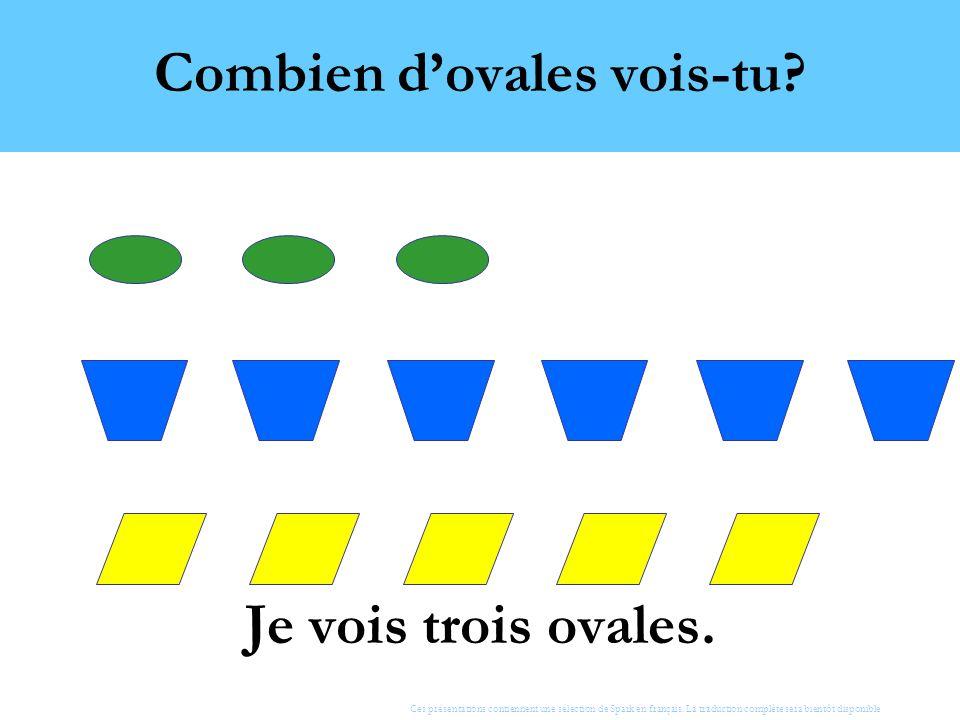 Ces présentations contiennent une sélection de Spark en français.