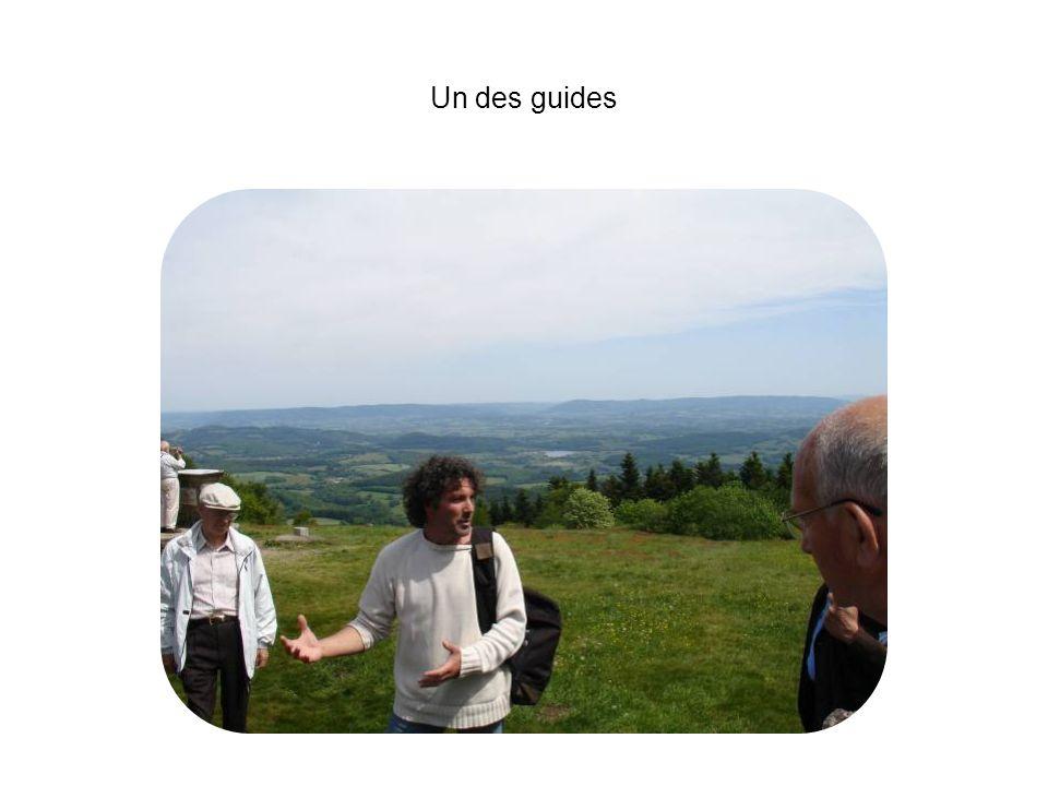 Un des guides