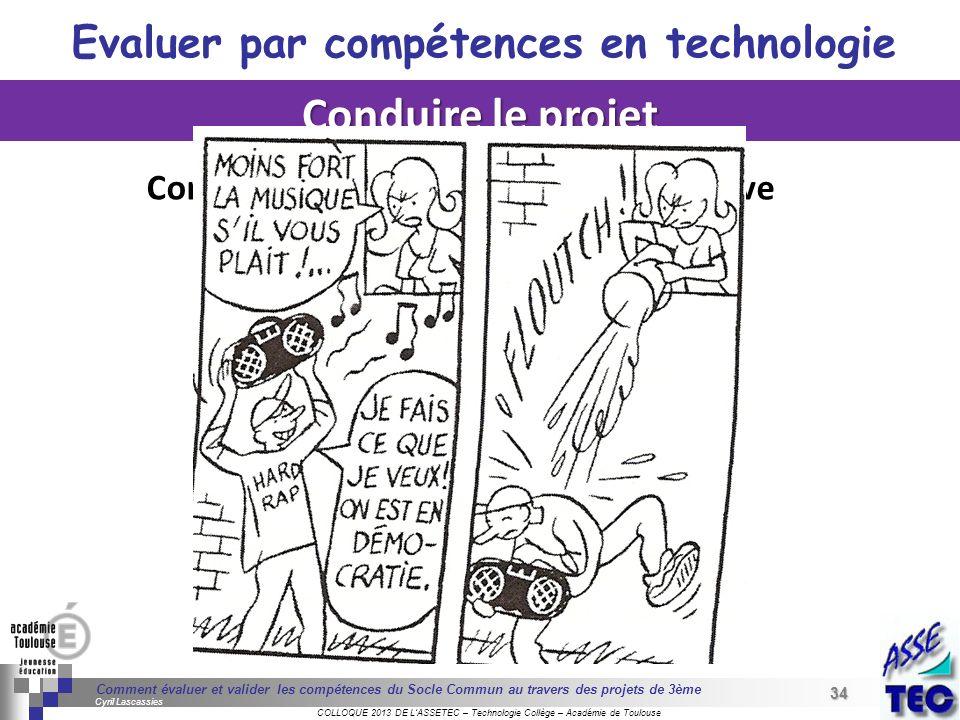 34 Séminaire « Définition de Produits » : méthodologie de définition dune pièce GREC INITIALES COLLOQUE 2013 DE LASSETEC – Technologie Collège – Acadé