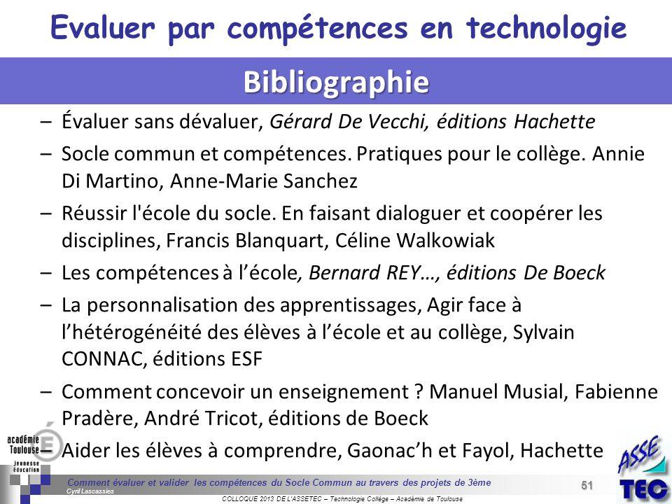 51 Séminaire « Définition de Produits » : méthodologie de définition dune pièce GREC INITIALES COLLOQUE 2013 DE LASSETEC – Technologie Collège – Acadé