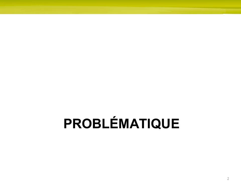 2 PROBLÉMATIQUE