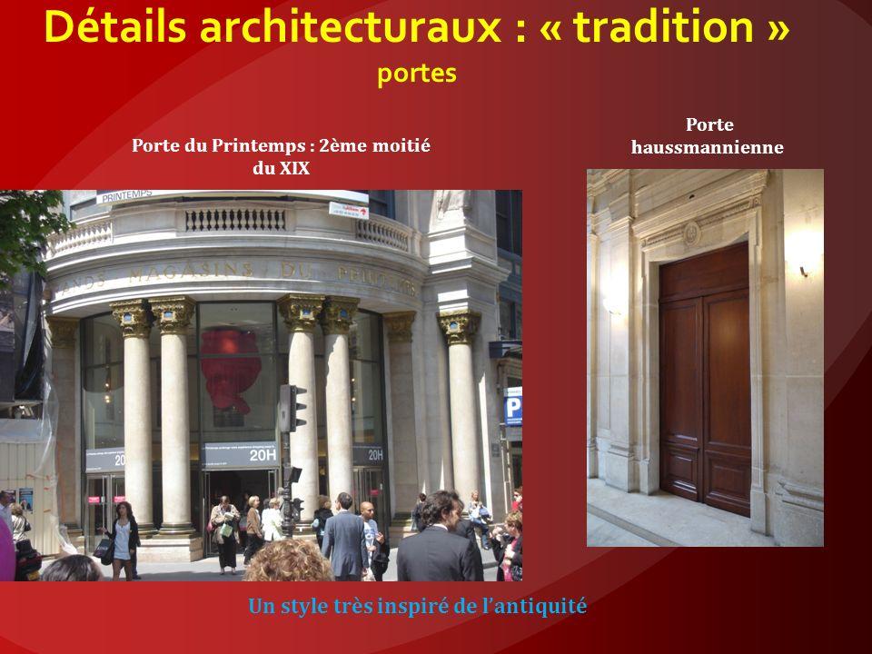 Détails architecturaux : Art nouveau portes Villa Majorelle Astorga Du fer, du bois, des vitraux Un décor floral