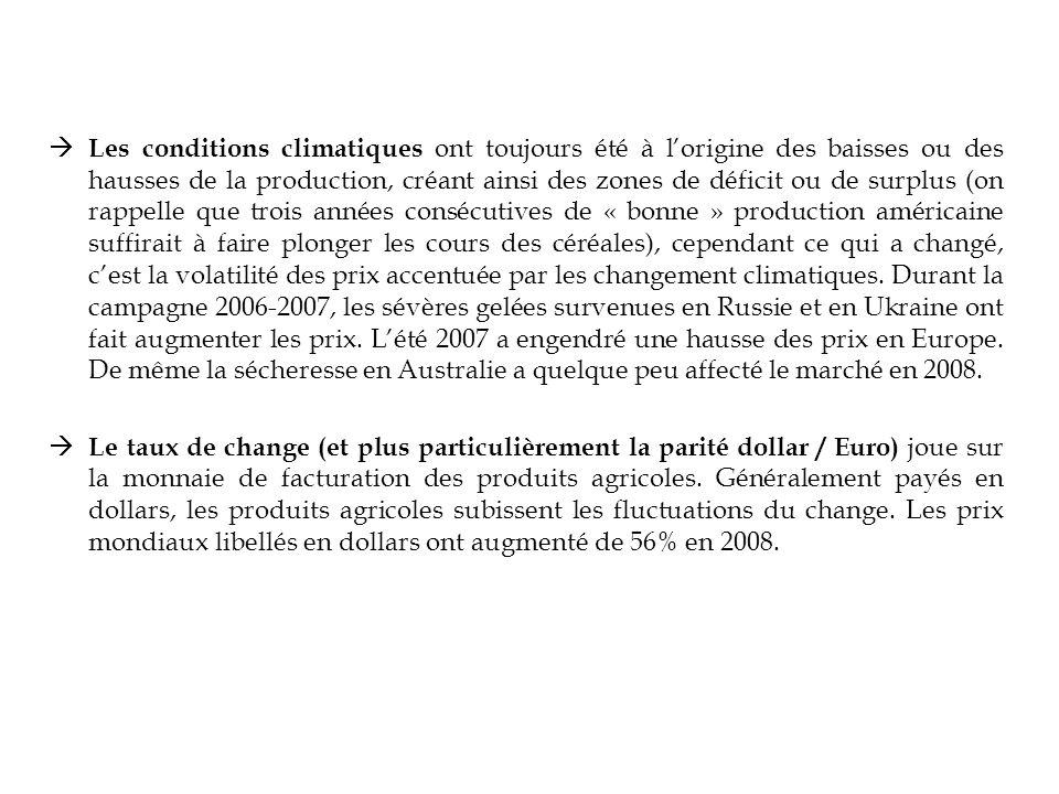 Contrat d option négociable d achat et de vente sur le contrat à terme ferme Blé de Meunerie n°2 Loption est de type américain, cest à dire exerçable à tout moment jusqu à sa date d expiration.