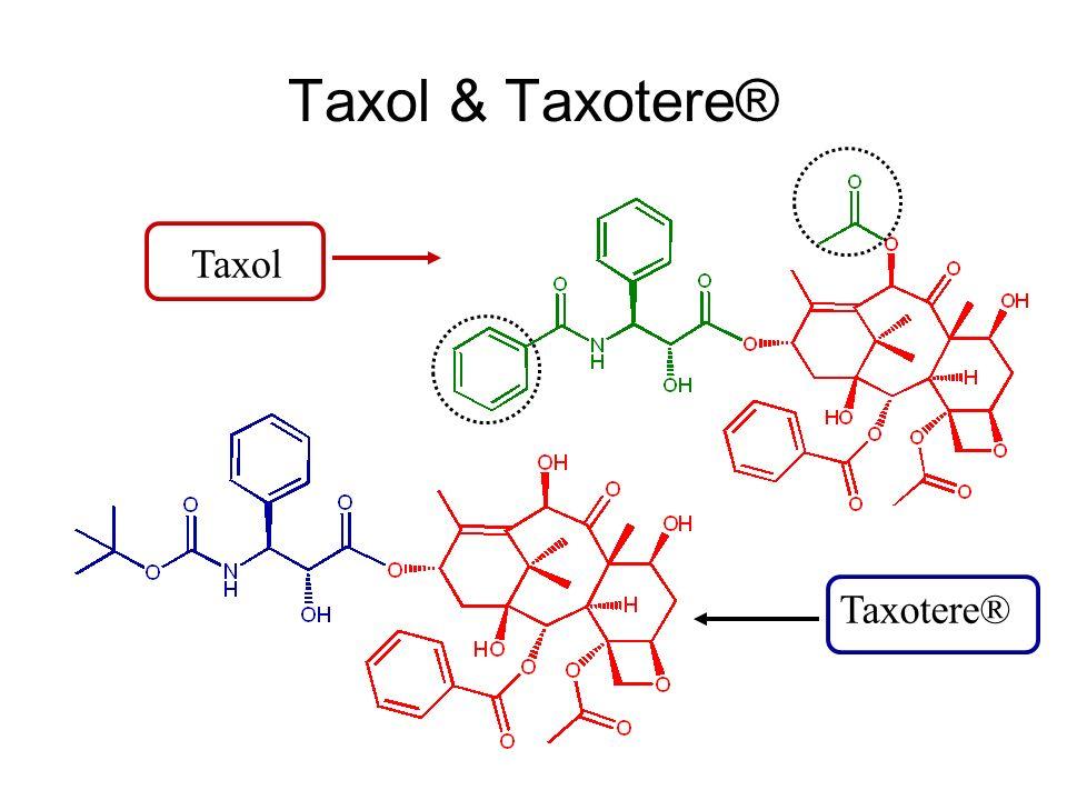 Taxol & Taxotere® Taxol Taxotere®