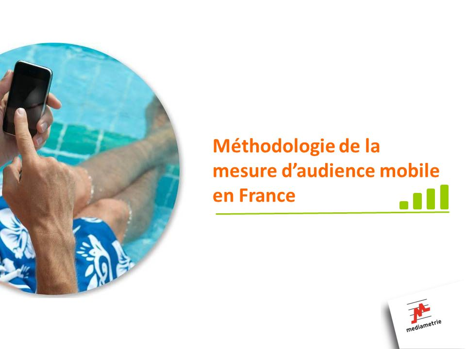 Méthodologie de la mesure daudience mobile en France